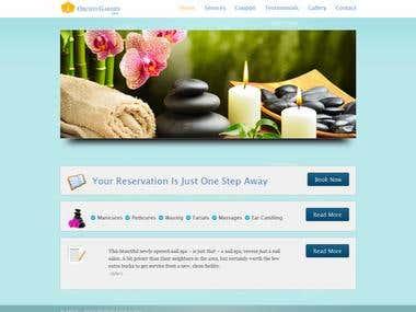 Creating Wordpress Site