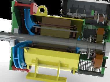 Alternator design