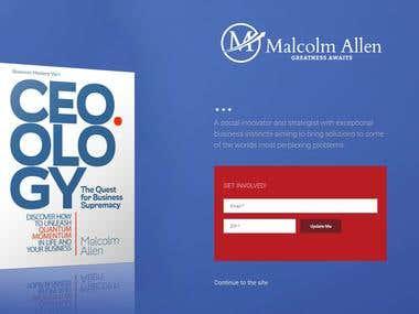 PSD to HTML http://www.malcolmallen.org/