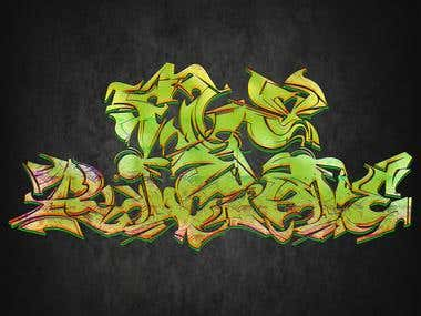 Graffiti  Text Effect