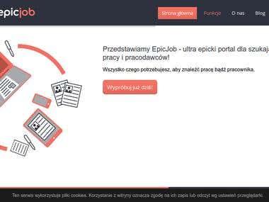 Employment portal