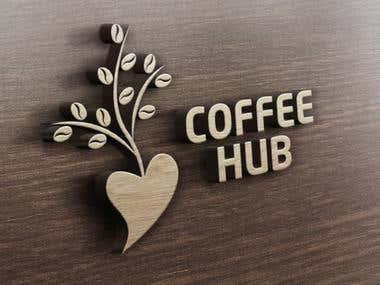 Logo COFFEE HUB
