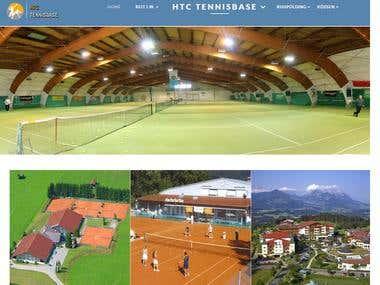 Website Tenniscenter