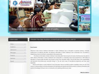 Nursery Teacher Training | Advance Education India | AIECCE