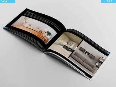 Interior Catalog Design