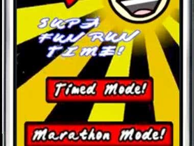 Supa Fun Run Time! (iOS game)