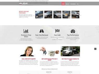 Wordpress Development - Car Business - 100% Modern Design