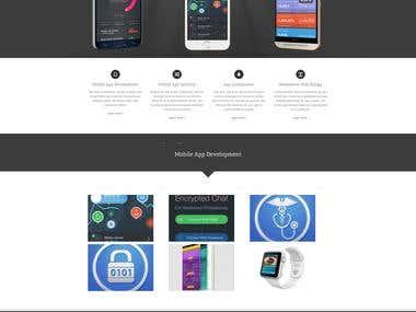 Wordpress Development - Corporate Design