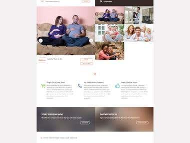 Wordpress Development - Marketplace Website
