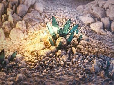Rocky Crystals
