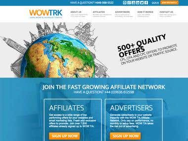 Wordpress WowTrk Auto-Synchro Offers (Wordpress plugin)
