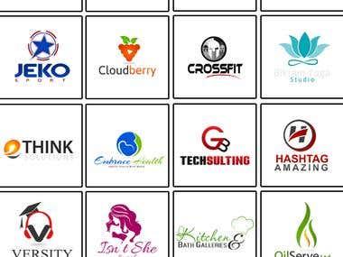 Logos designs Protfolio