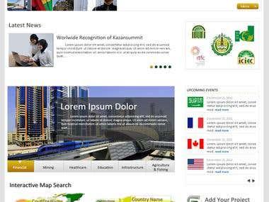 Webpages Designs