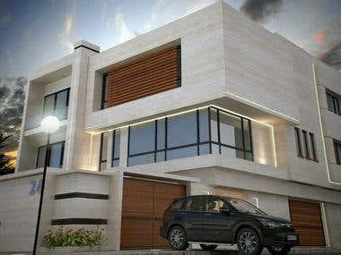 Exterior and facade