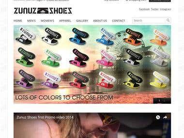 Zunuz Shoes