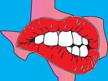Texas Lips