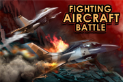 Artwork For Fighting Aircraft Battle