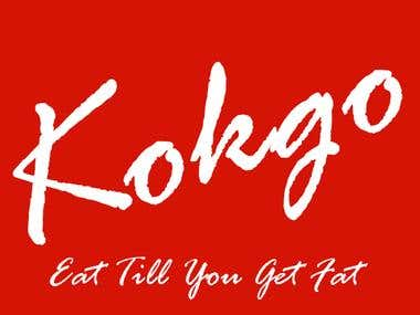 Kokgo - Food Application with Extra Intelligence
