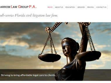 Harrow Law Group P.A.