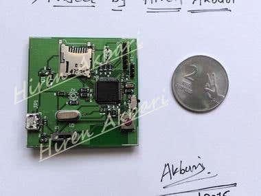 Compact design + prototype