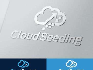 Cloud Seeding Logo
