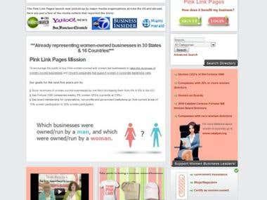 www.pinklinkpages.com