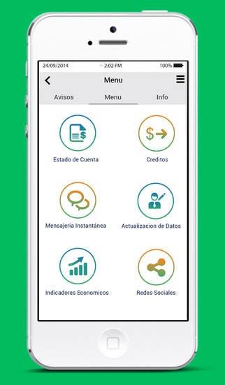 Asociados app
