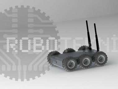 Unmanned Ground Vehicle Prototype Development