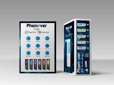 Packaging Phonever Mobile