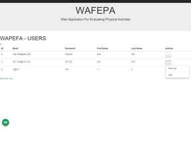 Web Page Design - HTML, CSS, JSP, JavaScript, Bootstrap...