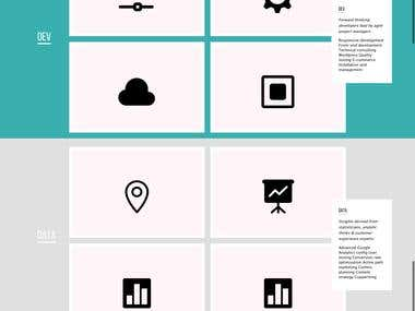 Web Design | HTML5/CSS3/Bootstrap
