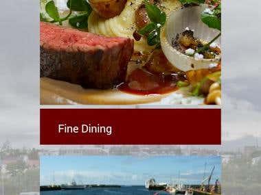 Reykjavik Restaurants & Stores
