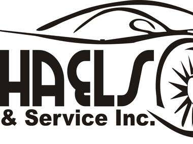 Diseño de Logo, TDP y Valla rotulada.