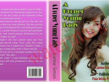 book cover designed by me