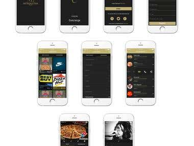 Metropolitian App