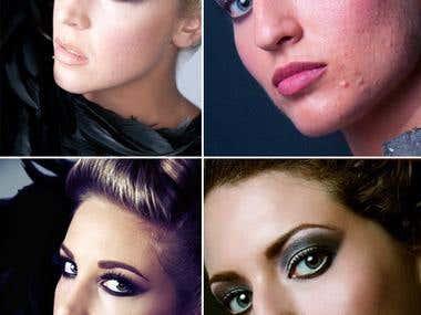 Retouch Beauty Make Up