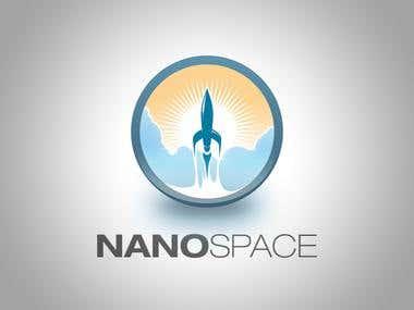 Space startup logo