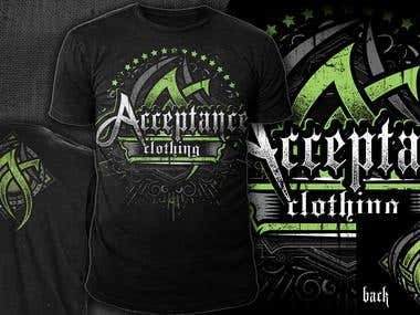 Acceptance Clothing