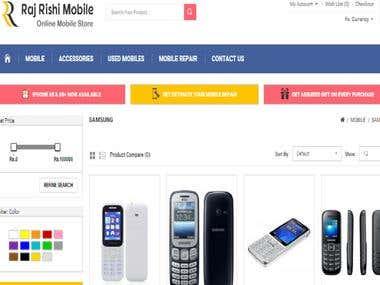 Raj Rishi Mobiles