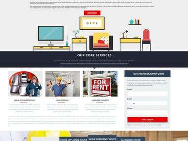 Website Design and Development for Prominence Support