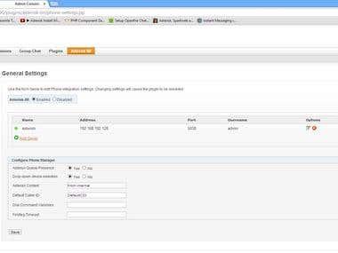 SIP VoIP Over Asterisk Server