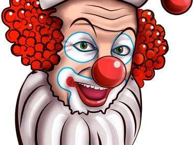 christmas clow