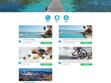 Travel Tours/Hotels Price Comparison , Bidding Website.