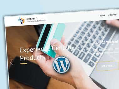 Wordpress based Listing Website
