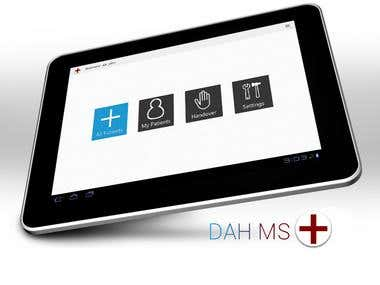 Emergency Patient Handling System for Android Tablets