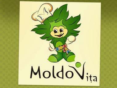 """BRAND IDENTITY - """"MoldoVita"""""""