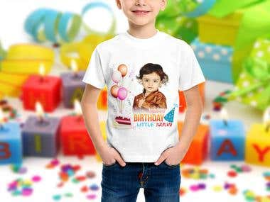 Children T-Shirt Design