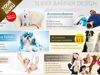 Slider/Carousel Banners