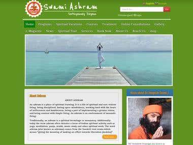 Swami Ashram Blog