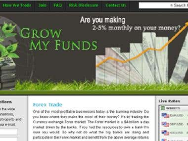 Fund Investment For Growth - (Grow My Fund)